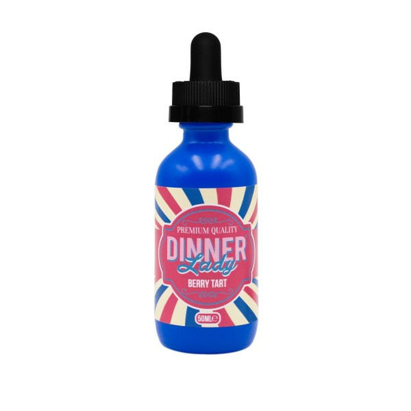 Dinner Lady - Berry Tart 50 ml - Shake & Vape
