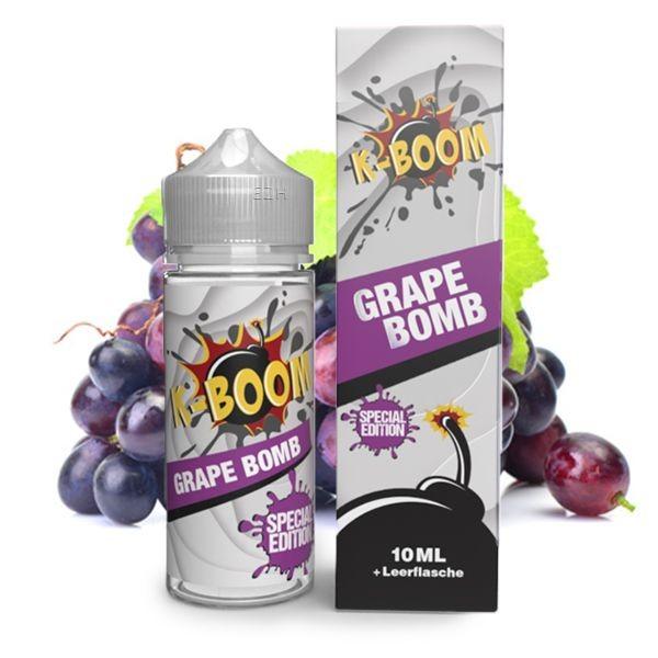 K-Boom Grape Bomb 10ml Aroma