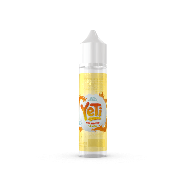 Yeti Orange Lemon Aroma 15ml