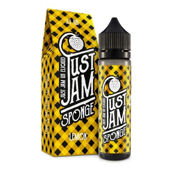 Liquid Lemon - Just Jam Sponge
