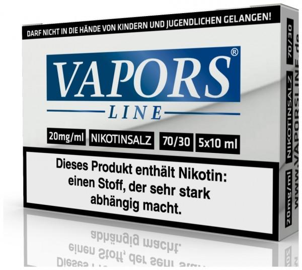 Vapors Line Nikotinsalz 5x10ml 20mg