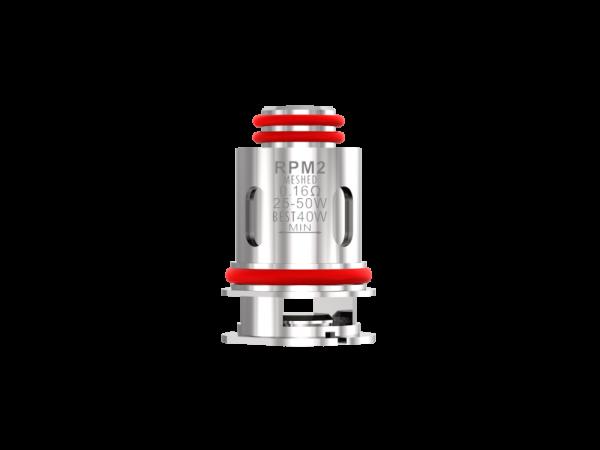 Smok RPM 2 Mesh Head 0,16 Ohm (5 Stück pro Packung)