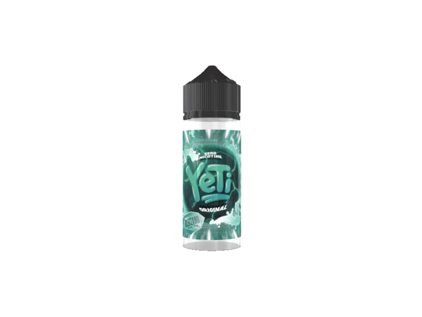 Yeti - Blizzard Original 100ml Premium E-Liquid