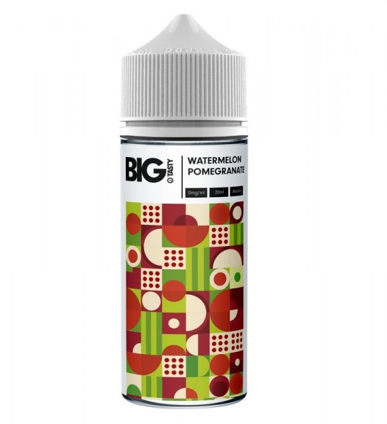 Big Tasty - Watermelon Pomegranate 20ml Aroma