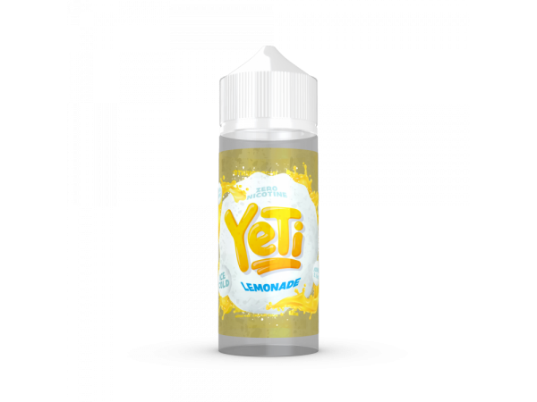 Yeti Lemonade 100ml Premium E-Liquid