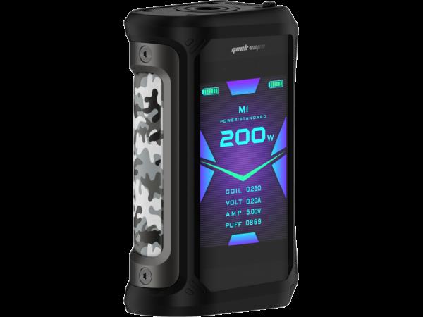GeekVape Aegis X 200 Watt TC Box Mod Akkuträger für e-Zigarette