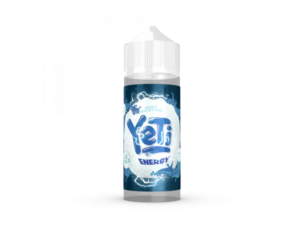 Yeti Energy 100ml Premium E-Liquid
