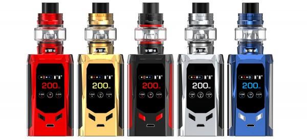 Smok R-Kiss TC Box Mod 200W & TFV8 V2 5ml Verdampfer