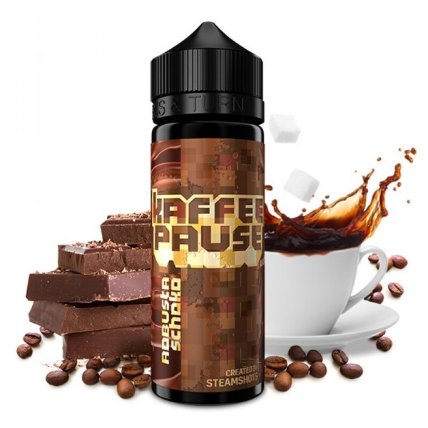 Kaffeepause - Robusta Schoko 20ml Aroma