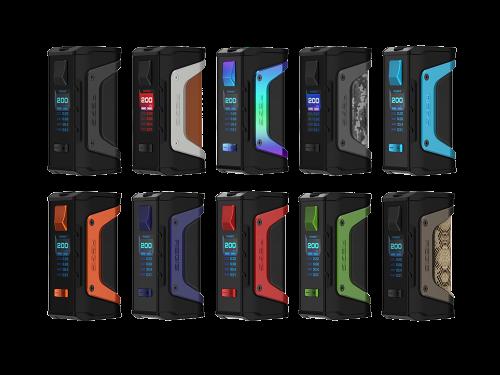 GeekVape Aegis Legend 200 Watt TC Box Mod Akkuträger