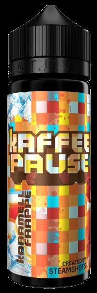 Kaffeepause Karamell Frappe 20ml Aroma