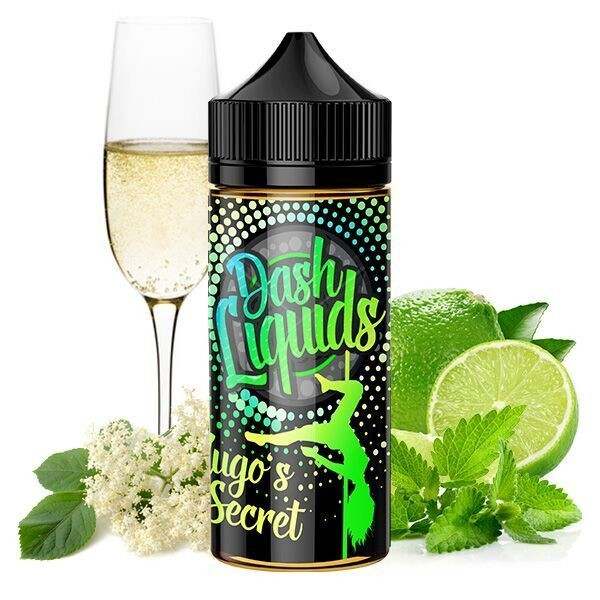 Hugos Secret - by Dash Liquids