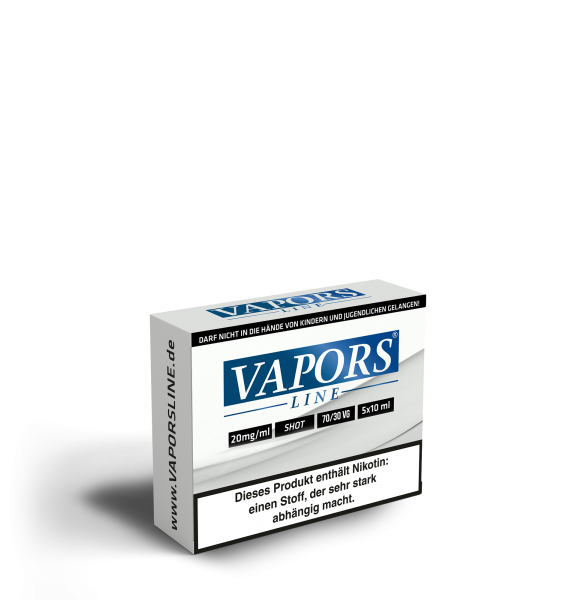 Vapors Line 5x10ml 20mg 70/30 Nikotin Shot