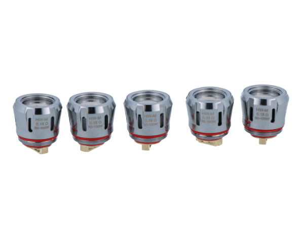 SC HW-M 0,15 Ohm Head (5 Stück pro Packung)