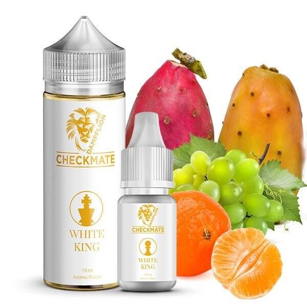 Dampflion Checkmate - White King 10ml Aroma