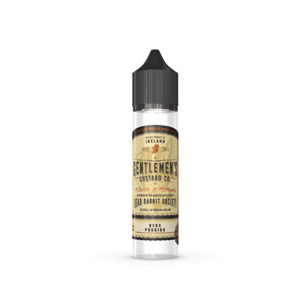 Gentlemen's Custard - Keks Pudding 15ml Aroma