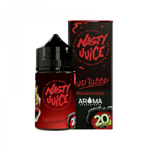 Nasty Juice Bad Blood Longfill Aroma 20ml