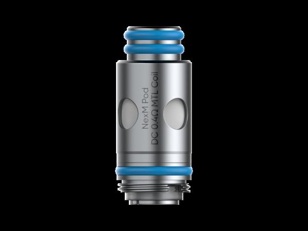 Smok NexM MTL Heads 0,4 Ohm (5 Stück pro Packung)