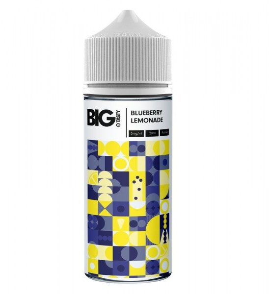 Big Tasty - Blueberry Lemonade 20ml Aroma
