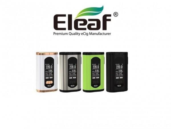 Eleaf Invoke 220W TC Box Mod Akkuträger