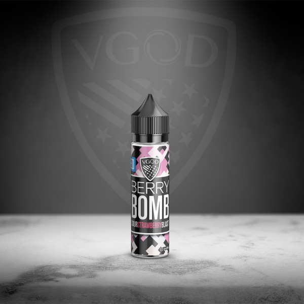 VGOD Berry Bomb Iced 20ml Longfill Aroma