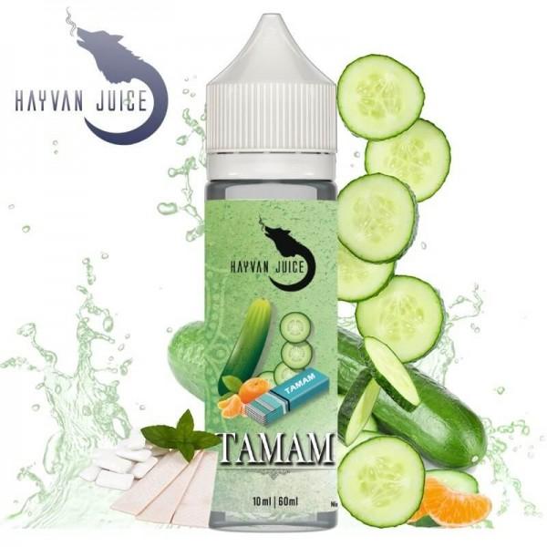 Tamam Aroma 10ml by Hayvan Juice