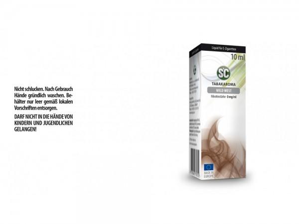 Wild West Tabakaroma E-Zigaretten Liquid