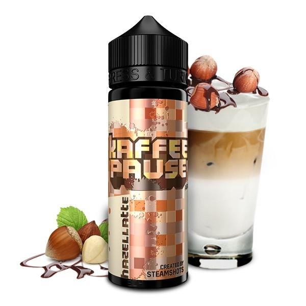 Kaffeepause Hazellatte 20ml Aroma