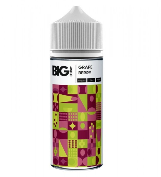 Big Tasty - Grape Berry 20ml Aroma