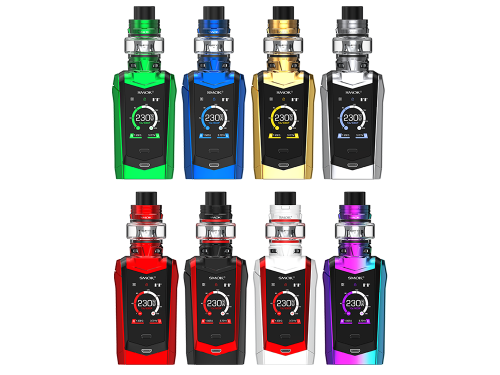 Smok Species 230W Box Mod & TFV8 V2 Baby 5ml