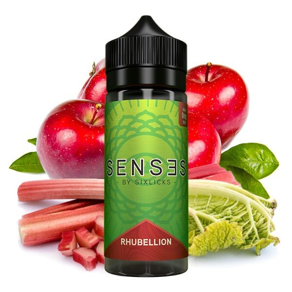 Six Licks Senses Rhubellion
