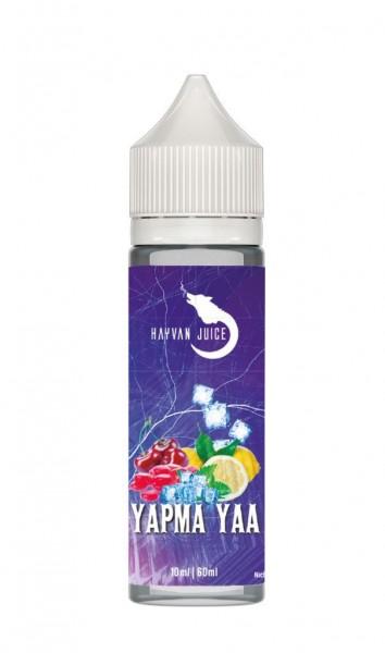 Yapmaa Yaa 10ml Aroma by Hayvan Juice