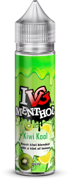 Kiwi Lemon Kool by I VG Menthol 50ml Liquid