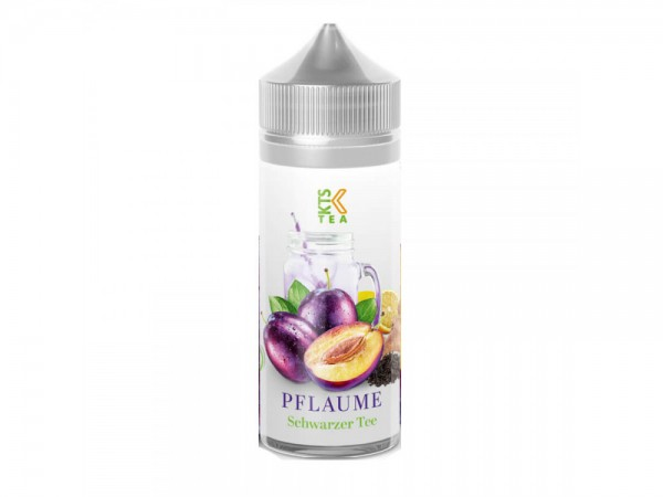 KTS Tea - Pflaume Schwarzer Tee 30ml Aroma